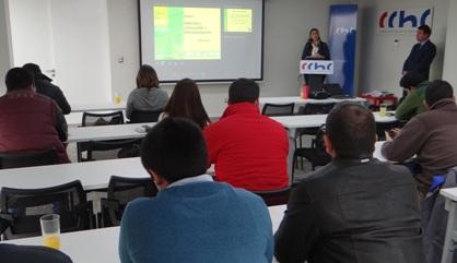 CChC Rancagua y Mutual de Seguridad CChC realizaron jornada ConstruYO Chile