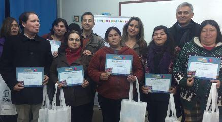 """Entregan """"Kits Eficientes"""" a familias vulnerables de la comuna de la Requínoa"""