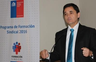 Inauguración de Escuelas de Formación Sindical en la región de O´Higgins