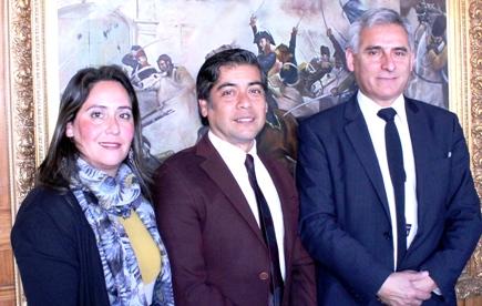 Director Nacional de SENDA realizó intensa visita a Región del Libertador