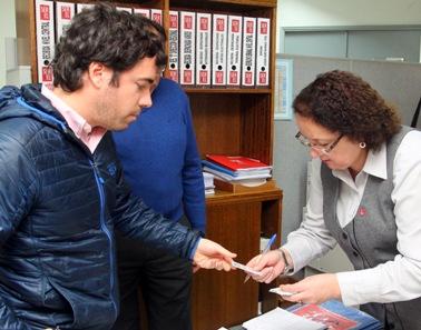 Gonzalo Meza Vannini inscribió su candidatura independiente a la alcaldía de Mostazal