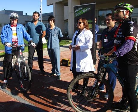 Se iniciaron preparativos para el segundo Rally XCM Hospital Santa Cruz a realizarse en Octubre
