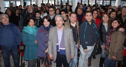 Destacan diversidad ciudadana en cabildos provinciales de Rancagua y Rengo