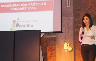 "En Peralillo se inaugura ""Proyecto FONDART 2016"""
