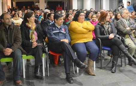 110 familias celebran la pronta construcción de sus casas