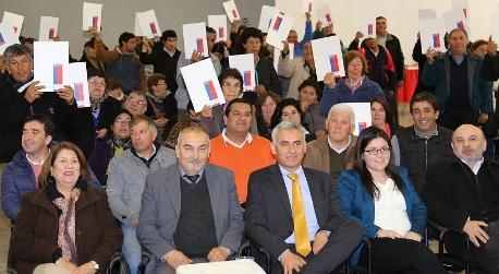 Bienes Nacionales regulariza  más de 100 títulos de dominio en la Provincia de Cachapoal