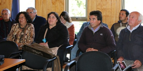 Pescadores del borde costero participan de Comisión del Corredor Bioceánico