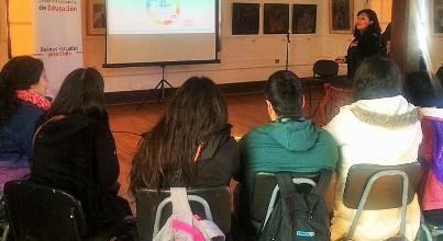 Superintendencia de Educación de O'Higgins se reúne con Dirigentes Estudiantiles