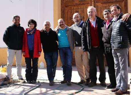 Consejeros regionales realizan visita inspectiva  a iglesias de La Merced y La Compañía