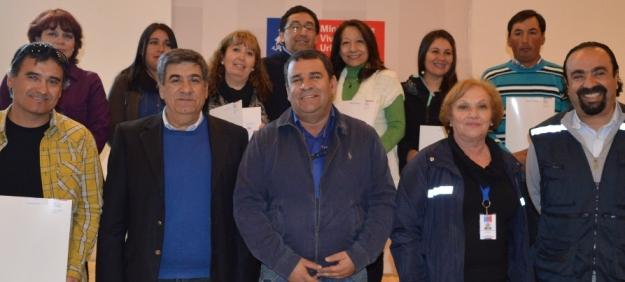 Familias de clase media de Palmilla y San Fernando recibieron sus subsidios