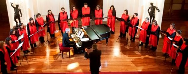 Coro de Cámara Femenino se presentará en iglesia San Francisco de Rancagua