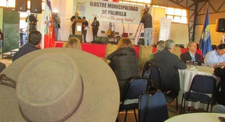 Campesinos celebraron su día en Palmilla