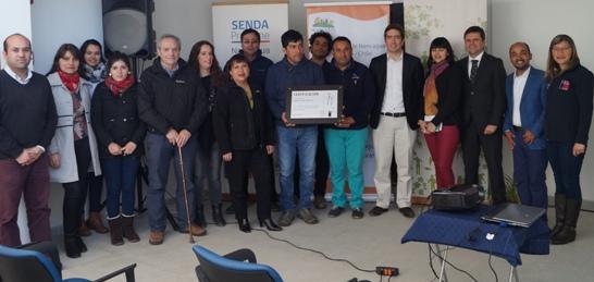 Senda Nancagua certifica a Viña Emiliana en Prevención de Drogas y Alcohol