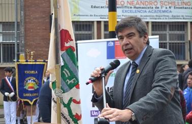 Comunidad educativa de Colchagua celebró  la Semana de la Educación Pública