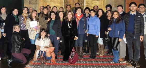 Empresarios de turismo de la región realizan taller sobre programación neurolingüística a través de CORFO
