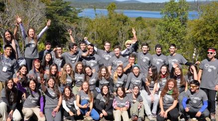 Campamento Científico llevará a Huilo Huilo a  40 escolares de Chile, Argentina y Uruguay