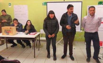 """Director Nacional de INJUV premió a ganadores de """"Escuela de Ciudadanía"""" en colegio de Palmilla"""