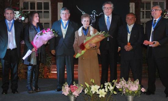 Con éxito se realizó la celebración del Día del Dirigente Social