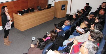 SEREMI del Medio Ambiente realizó seminario con comerciantes de leña de la Región de O´Higgins
