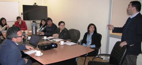 SEREMI del Medio Ambiente y municipios de O´Higgins realizan reunión para trabajar en Gestión de Residuos