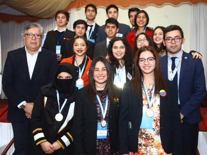 Con gran éxito se desarrolló la 3ª versión del Modelo de las Naciones Unidas en Rancagua