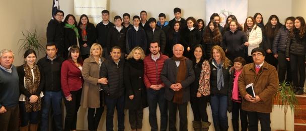AGROSUPER reafirma su compromiso con el desarrollo educacional de los estudiantes de La Estrella