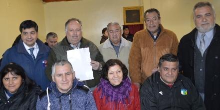 Vecinos de la Santa Filomena felices por construcción de nuevas viviendas