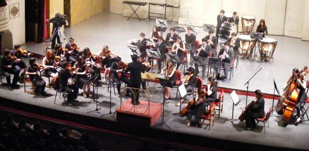 La Orquesta Sinfónica Juvenil e Infantil de Rancagua se presentará en la Capilla Espíritu Santo