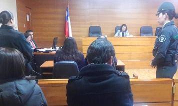 TOP de Rancagua condena a 10 años y 1 día de presidio a autora del delito de parricidio