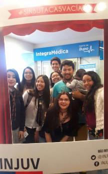 Más de 30 jóvenes de Scout recibieron entradas al cine del Programa #SinButacasVacías