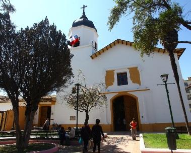 Gobierno entrega histórica Iglesia de La Merced a la comunidad