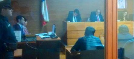 TOP de Rancagua condena a presidio efectivo a autor del delito tentado de robo con fuerza de cajero automático