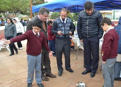 Creatividad e innovación estudiantil se apoderó de Pichilemu