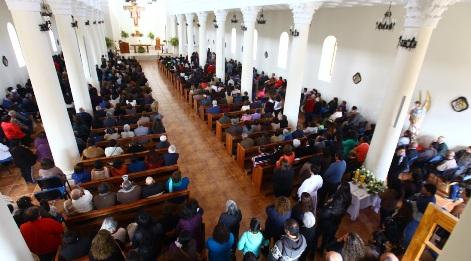 Gobierno concluye reposición de Templo Parroquial de Pumanque
