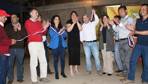 San Joaquín de La Leonera potencia su Agua Potable Rural