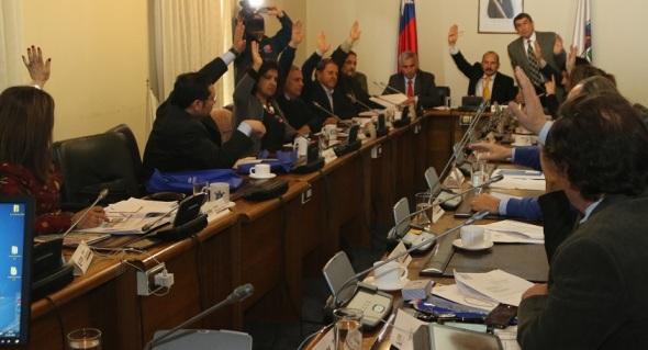 CORE aprueba reposición de Gimnasio de San Vicente y más de 500 millones para proyectos culturales y deportivos