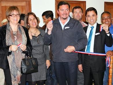 IPS inauguró nuevo centro de atención en Paredones
