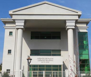 Tribunales de Santa Cruz son seleccionados para implementación de sistemas fotovoltaicos para generación de energía