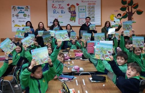 SENADIS O'Higgins fortalece la educación inclusiva en los más pequeños