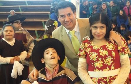 SENADIS promueve unas fiestas patrias inclusivas