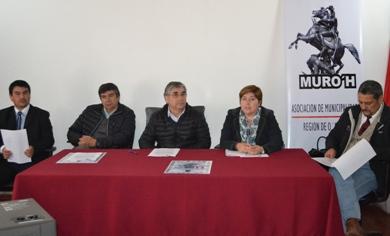 MURO´H, Educación y JUNAEB invitan a participar en Campeonato Regional de Fútbol Escolar