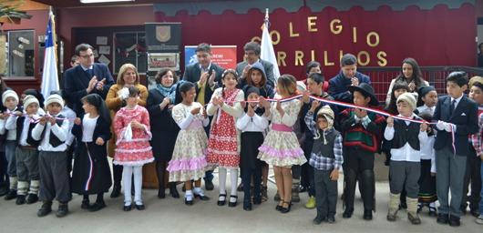 Tres escuelas de Doñihue inauguran nueva infraestructura