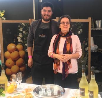 Espumante de Naranja tuvo una gran acogida en Mercado Paula Gourmet