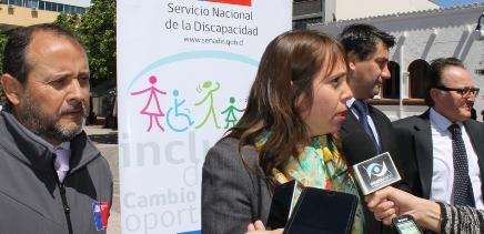 Personas en situación de discapacidad conocen Voto Asistido para  Elecciones Municipales 2016