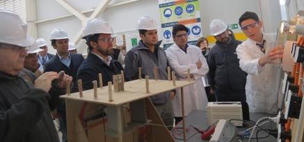 Trabajo conjunto para preparar buenos técnicos para la minería