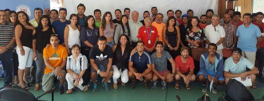 Profesionales de las acciones EDI verano fueron capacitados por el Ministerio del Deporte