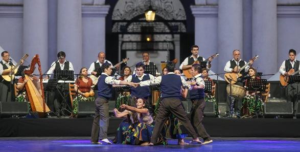BAFONA abre Festival de Olmué con homenaje a Violeta Parra