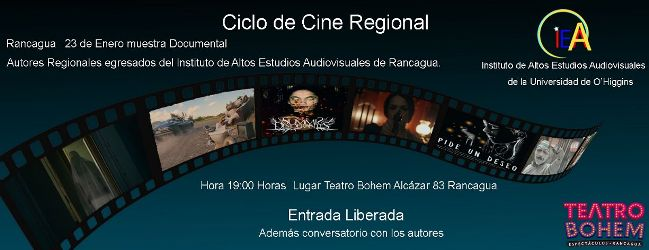 Ciclo de Cine Regional