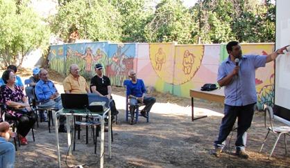 SEREMI del Medio Ambiente participa en Escuelas de Verano organizadas por Agrupación Jorge Peña Hen