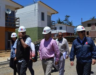 Gobierno avanza en construcción de emblemático proyecto en Pichilemu
